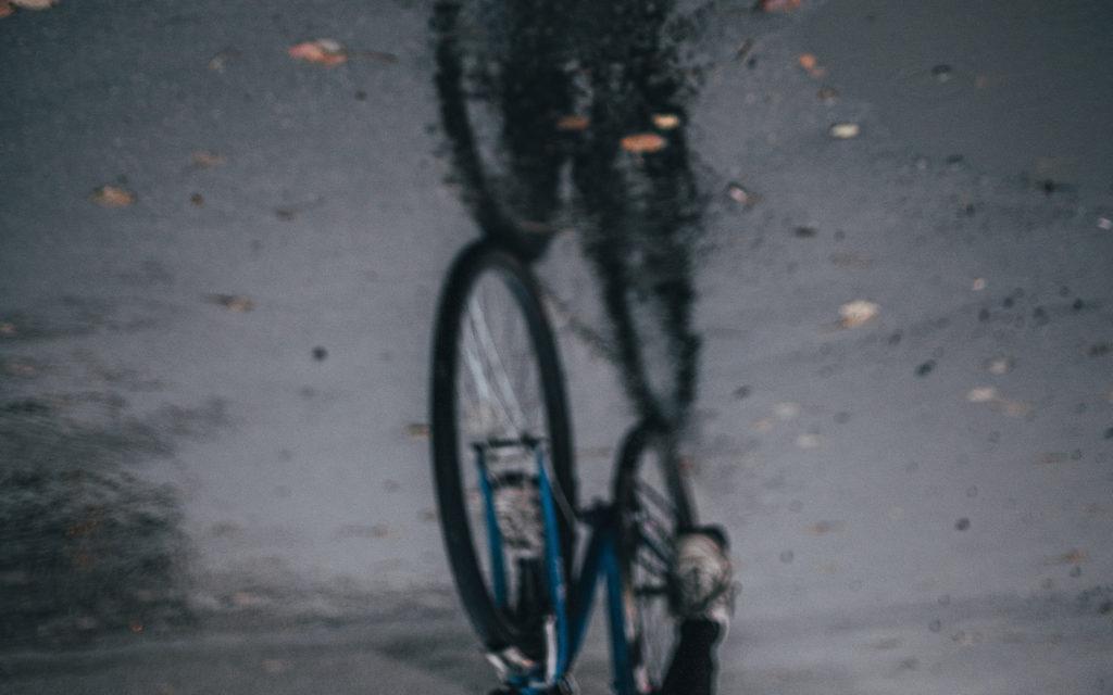 bicycle reflection