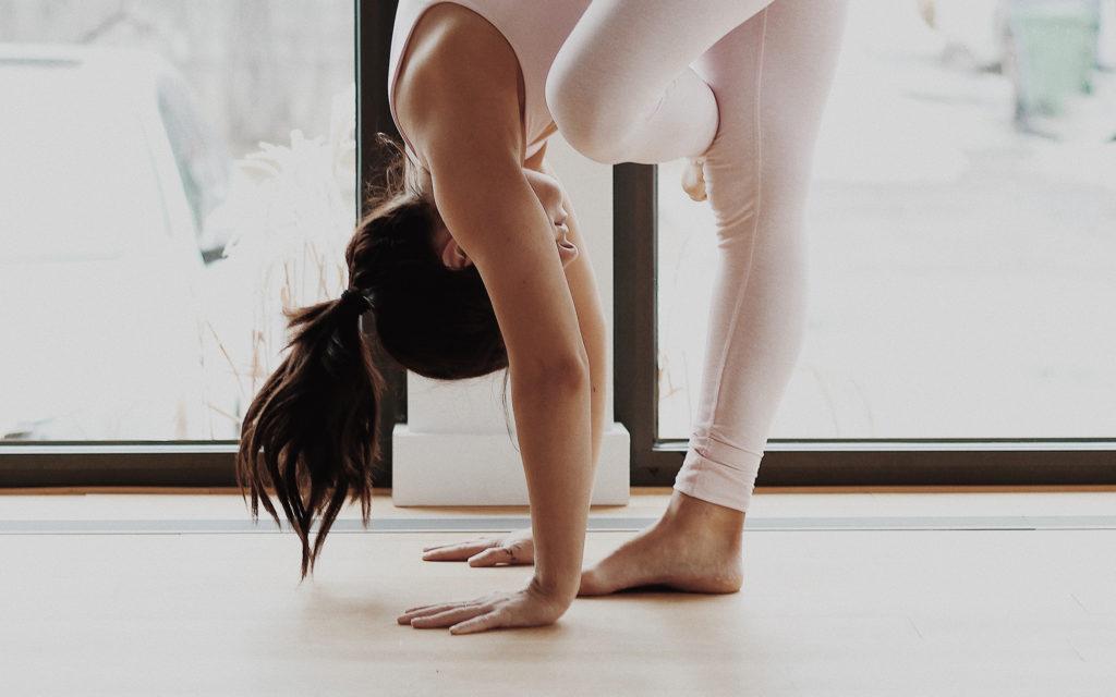 broadstone kendrick woman doing yoga
